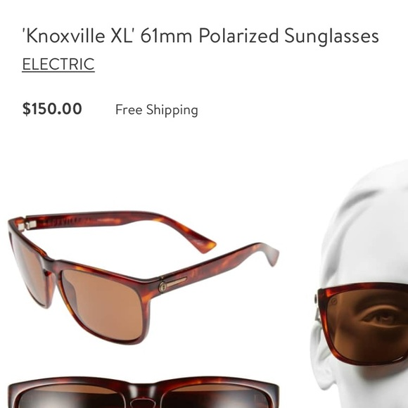 09bf0ddd7e Electric Other - Electric Knoxville XL sunglasses